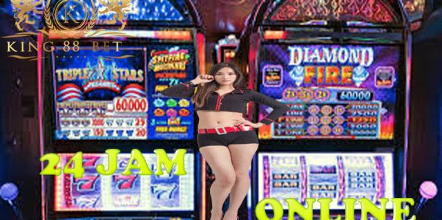 Mesin Slot Judi Online terbaik